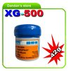 5pcs/lot 42g XG-500 Soldering Solder Paste 63/37 25-45um 100% brand new free shipping