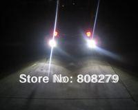 Pair / 2pcs CREE Q5 H3 Car Fog Light High Power White/Yellow  LED Bulb 12V 24V