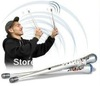 free shipping big promotion for 2 days  Rock Beat Rhythm Stick Electronic Drum Sticks Air drumstick for kid