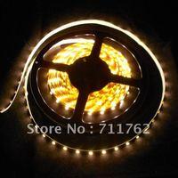 Free Shipping 3528 Non-Waterproof Flexible Strip 1M 60 LED 5m 300LED DC 12V LED Tape Flexible LED Light Ribbon