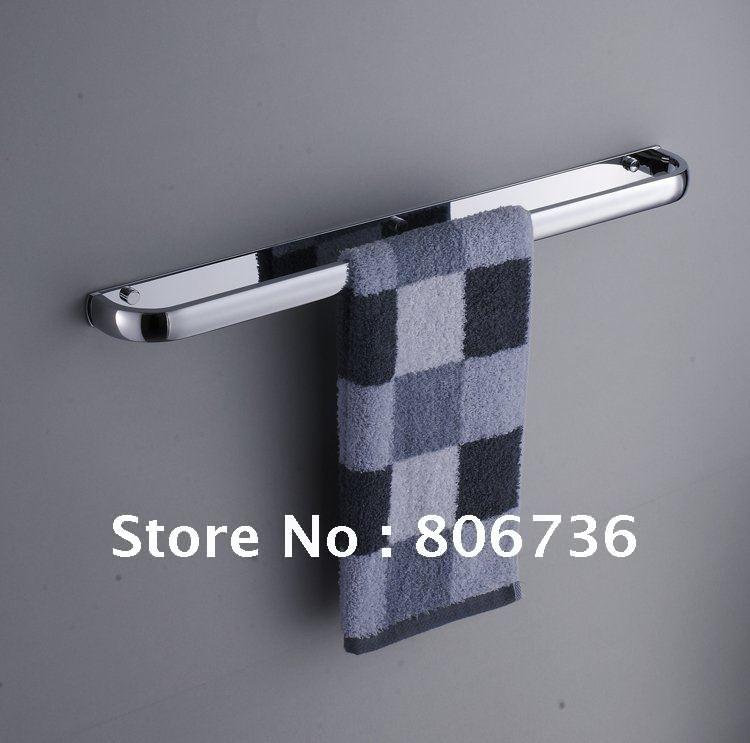 Bathroom accessories ,Single towel bar, double towel rail t,owel rail, towel bar,K1003 Free shipping(China (Mainland))