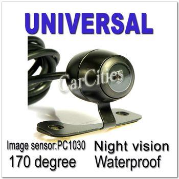 Universal Car Wired/Wireless car parking camera 170 degree,Waterproof &Night version dorp shipping parking camera