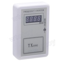 Mini Portable Digital and Analog Frequency Counter 13016