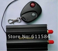 5pcs/lot GPS tracker Supports the remote control Real-Time GSM/GPRS Tracking Vehicle Car GPS Tracker TK103B
