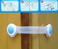 20 pcs/lot children safe kids drawer lock Household Appliances locker baby care free ship