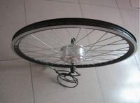 24V 250W (front Wheel) Conversion Kits DIY Ebike Electric Bicycle/electric bike Conversion Kits+tire+LED display