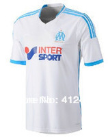 Olympique Marseille Home Jersey 13/14
