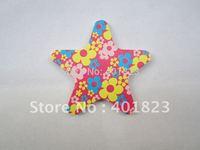 emery board 100PCS/LOT emery file star shape mini nail file nail art FREE SHIPPING