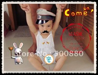 Wholesale - Summer Baby overalls Gilrs and boys suspender pants  trousers