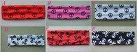 baby headband kids tenia,Skeleton headband big dot tenia for kids,6kinds of colors in stock,24pcs/lot  free shipping