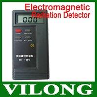 1Pcs/lot Electromagnetic Radiation Detector EM Meter Dosimeter + Free shipping