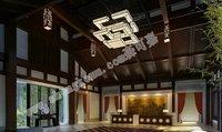 40*45 ceiling board wpc composite wood waterproof moistureproof