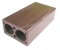 6035 square wood wpc wood plastic pvc ceiling