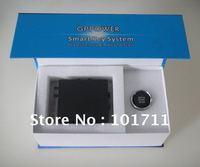 2012 newest, free shipping, upgrades auto push button start engine, attach alarm system & smart remote start engine, four modes