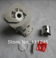 CYLINDER ASSY 38MM FOR CHAIN SAW 136 137 FREE SHIPPING CHEAP CHAINSAW ZYLINDER  PISTION KIT REPL. HUSQVARNA P/N 530 0699 40