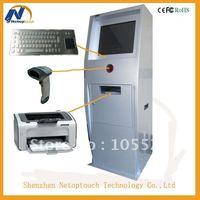 19 inch Computer touchscreen Kiosks