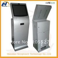 interactive floor stand kiosks