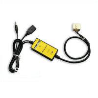 Free Shipping Digital Music Car CD Changer, Car transmitter For 03-11 Accord/Element, 06-11 Civic/Ridgeline/Pilot
