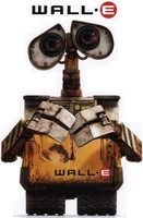 "RC 17""Pixar 1/1 scale U COMMAND authorized Ultimate WALL-E  WALL* E Remote Control Robot humanoid android infrared Thinkwaytoys"