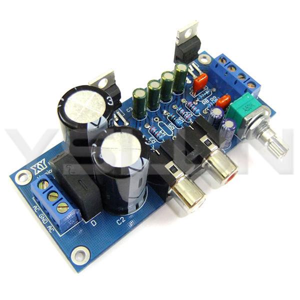 Аудио усилитель мощности 18 Вт