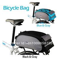 Cycling Bike Bicycle Frame Rack Pack Multifunctional Bag Black,free shipping