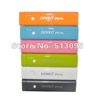 Wholesale 60pcs/lot Mini 2600mAh Power Bank for iPhone,for Nokia and for more kinds mobiles