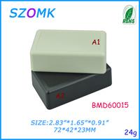 (10 pcs) small plastic box   72*42*23mm 2.83*1.65*0.91inch