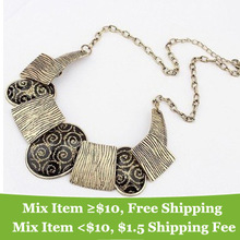 NEW!!  Fashion (whiteBlackRed ) Personality collar  necklace Jewelry wholesale !—CRYSTAL  SHOP