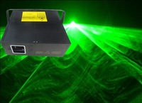 BS1-1000,1W Green Animation Laser Projector+ILDA 20Kpps Scanner 1000mW