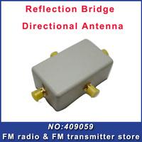 RF reflection bridge directional antenna VSWR bridge 3MHz-1200MHz transmiiter Free Shipping