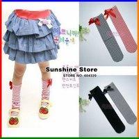 Sunshine store #2S1003 12 pair/lot kids stocking girl stockings children baby stocking leggings chillren's wear CPAM