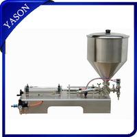Cream filling machine Shampoo filling machine Cosmetic Filling Machine 10-300 0720023L
