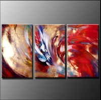 Framed High Quality Modern Abstract Oil Painting on Canvas art 1370 picture on wall