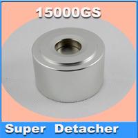 Super Tag  remover 15000GS  Superlock cone EAS Hard Golf detacher  tag opener