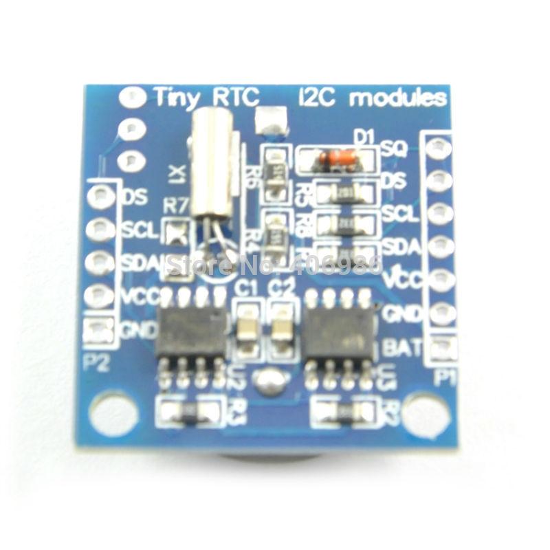 64 x 8, Serial, I2C Real-Time Clock - Adafruit Industries