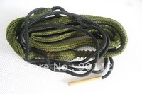 H205 Clean Hunting Bores Bore Snake Cleaner 24002 .380,9mm,.38,.357 Caliber World's Fatest Cleaner