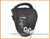 Free Shipping Camera Carry Case Bag for Canon eos 1100D 600D 550D 500D 60D 50D 450D 1000D 400D