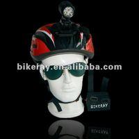 Free shipping 3pcs cree XPG High power LED Bicycle light/LED bike light+LED flashligt+LED headlamp(RAY III)