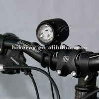 Free shipping 3pcs cree xpg High power LED Bicycle light/LED bike light+LED flashlight+LED headlamp(RAY III)