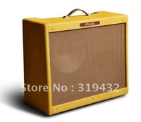 Hand Wired All Tube Electric Guitar Amp / 40 watts via 2 x 6L6 output tube / Free Shipping