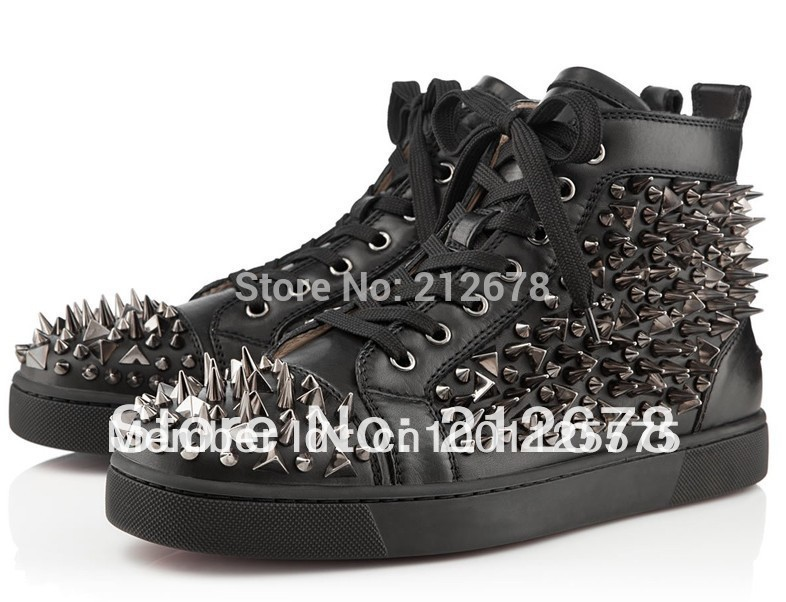 Men's Black Fashion Sneakers fashion black men sneakers