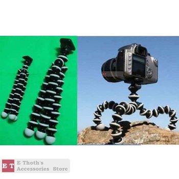 wholesales for size S Mini Gorillapod Type Flexible Ball octopus Leg Mini Digital Camera Tripod Flexible Tripod