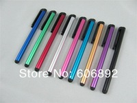 Stylus Touch screen Pen for ipad/iphone/itouch/playbook/tablet pc, 20pcs/lot free shipping