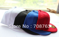 5PCS /Lot Baby Sun Hat Baseball Hat Kids Summer Caps Big Brim Sunbonnet 4-8 Year Children