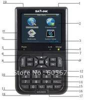 Free shipping terrestrial meter terrestrial signal finder ws 6905 digital satellite finder