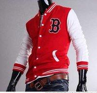 baseball hoodies man jacket men sweatshirt  coats  windproof men's tracksuit tracksuits varsity men sportswear pullovers F12