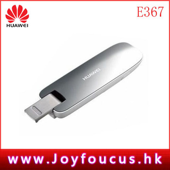 Free shipping 100% new original HuaWei E367 3G modem max 28.8Mbps wireless network card unlocked USB2.0 interface