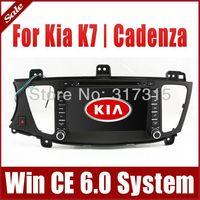 "8"" Car Radio Car DVD Player for Kia K7 / Cadenza 2009-2012 with GPS Navigation Bluetooth TV USB SD AUX Map  Video Audio Sat Nav"