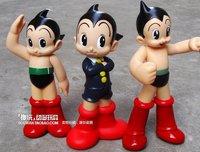 Action Figure,Astro Boy, Tetsuwan Atom Cartoon Figure,Anniversary Limited Edition,40cm tall, PVC, Best gift, FREE SHIPPING