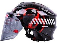 Free shipping LS2 Best Sales New arrival motorcycle helmets Open face helmet OF-100B